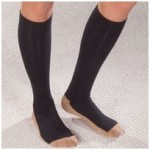 Knee High Compression Copper Socks